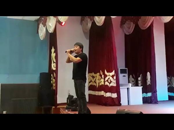 BaGi - Qayta kelme Концерт Қазығұрт ауданы 2019