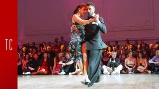 Tango: Virginia Gomez y Christian Marquez Los Totis, 28/4/2017, Brussels Tango Festival 1/4