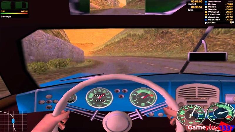 Need for Speed 5 Porsche Unleashed - Evolution Mode - Classic Era Walkthrough 1
