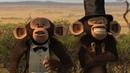 Мадагаскар 2 (2008)- Обезьяны пришли на помощь
