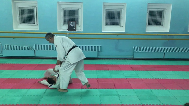 21 01 2020 Хенка вадза Шомен учи Икке Гаеси Уде гарами