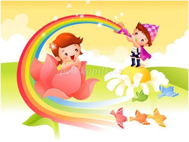 Международный день защиты детей «Детство, яркая планета», изображение №2