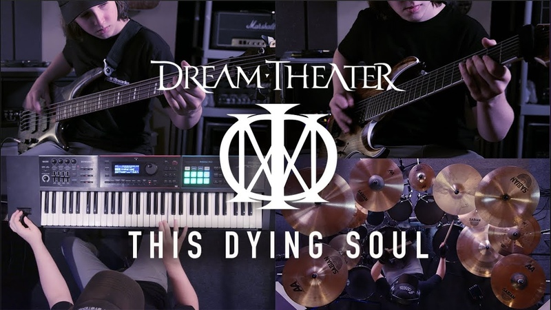 This Dying Soul - Dream Theater (Multi-Instrumental Cover) by Owen Davey