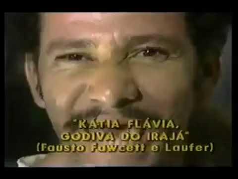 Fausto Fawcett e os Robôs Efêmeros Kátia Flávia Video