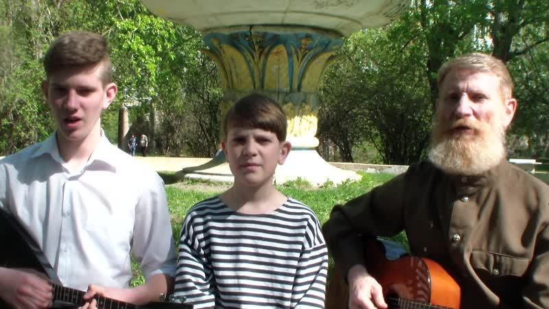 «22 июня, ровно в 4 часа...» Нестеровы старшие. Юрий Михайлович, Прохор, Трофим.