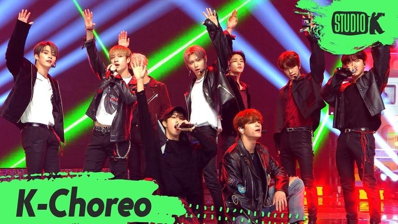 [K-Choreo 4K] Stray Kids 직캠 '2PM - Hands up' (Stray Kids Cover Dance) l @MusicBank 191018