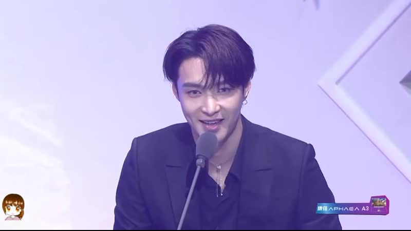 191206 ZHANG YIXING 张艺兴 — iQIYI All-Star Carnival 2020 — All-rounded Asian Artist Award