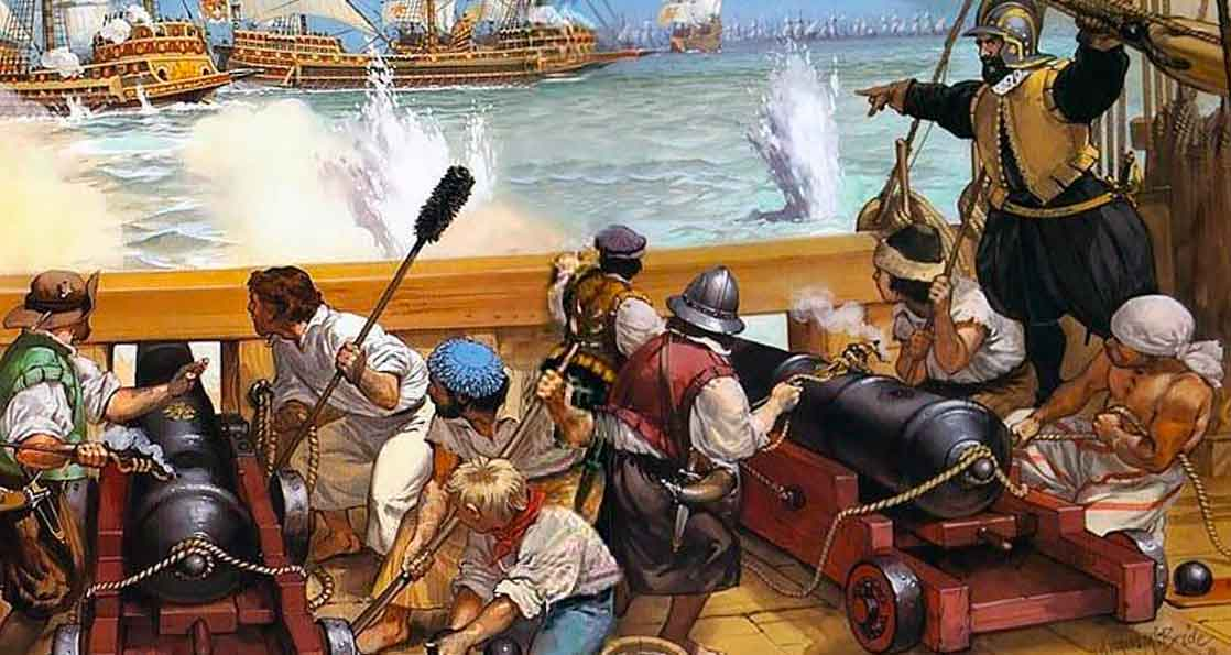 Огонь по пиратам