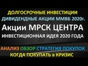 МРСК Центра - акция готова к инвестициям в долгосрок. Инвестиционная идея 2020 года Анализ. Уровни
