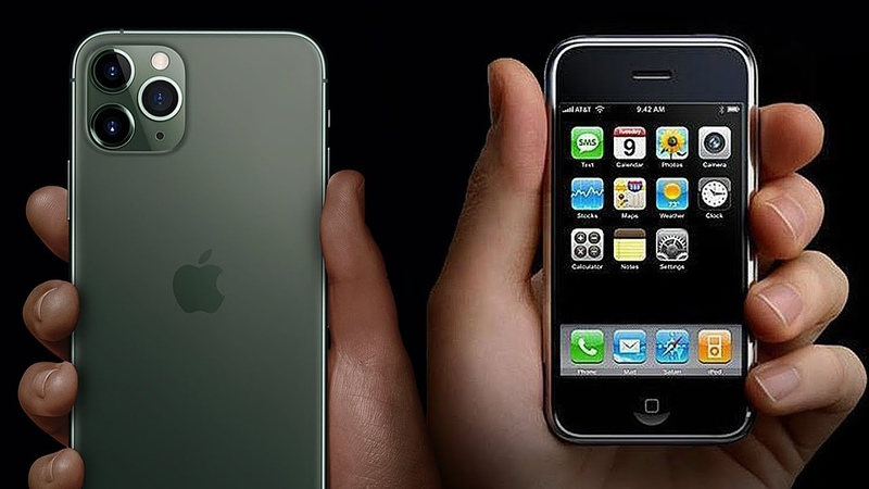 Every iPhone Ad (2007-2020)