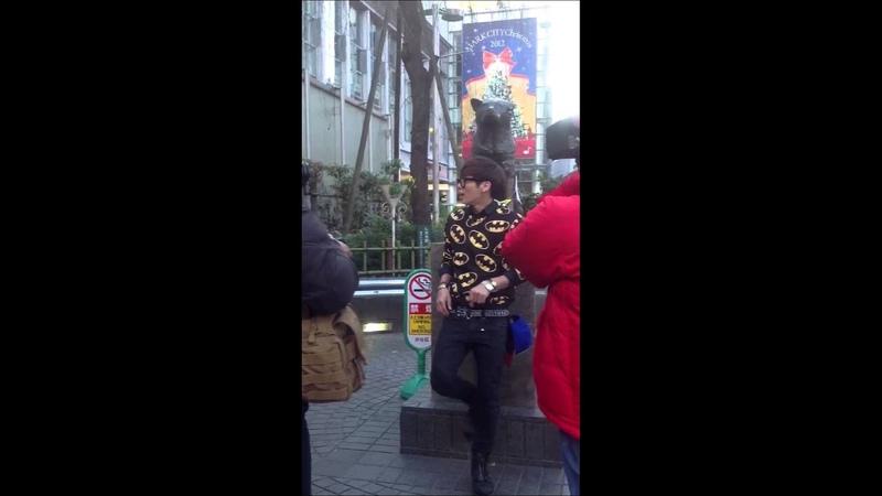 2012/12/10 SHINee Shibuya
