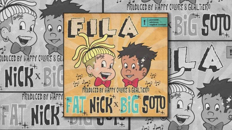 Fat Nick x Big Soto FILA
