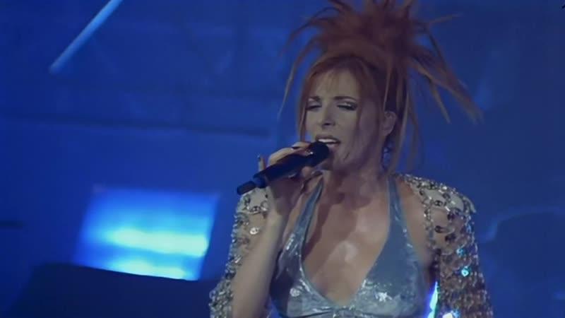 Mylene Farmer - Et tournoie (1997) (Live) HD