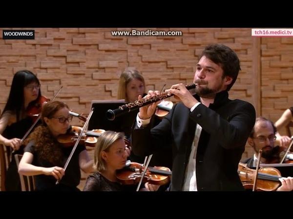Tchaikovsky Lensky's Aria by Tchaikovsky for Oboe and orchestra