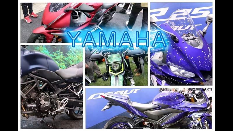 Видео 【TOKYO MOTORCYCLE SHOW 2019】【YAMAHA Booth】【東京モーターサイクルショー 2019】【ヤマハ ブース】【東京ビッグサイト】 смотреть онлайн