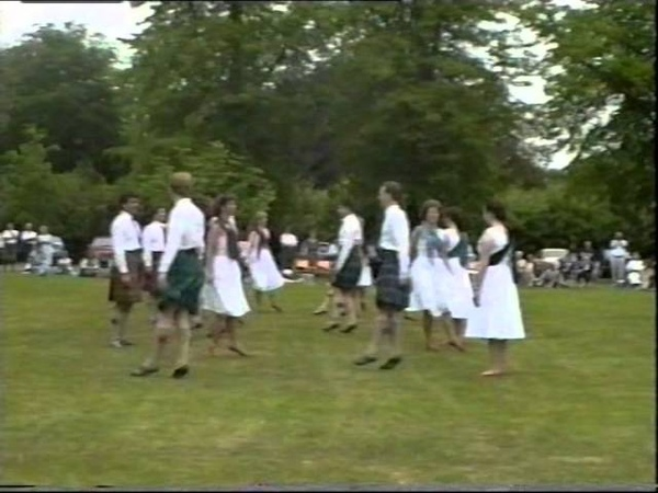 RSCDS London Branch Picnic Dance- Polesden Lacey 08/06/1996