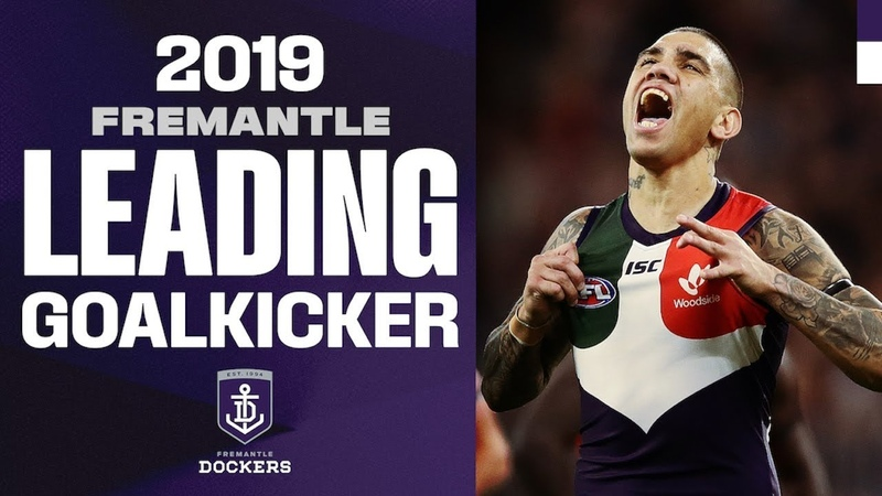 Every goal from Michael Walters in 2019 | Leading Goalkickers | AFL