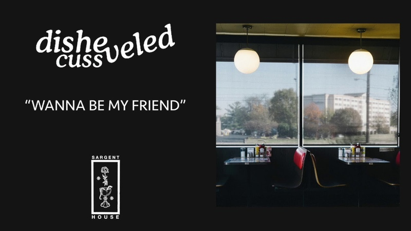 Disheveled Cuss Wanna Be My Friend (Official Audio)