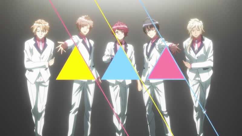 AnimeOpend A3 Season Spring Summer 1 OP Opening A3 Весна и лето 1 Опенинг 1080p HD