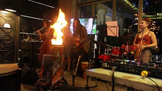 "Арт-группа ""Дальний свет"" - Sea Journey (Fire! show)"