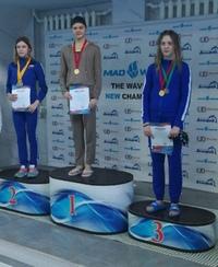 13 и 14 марта в г.Калининграде состоялось Первенство Калининградской области по плаванию среди девушек 2006-2007 г.р. и юношей 2005-2004 г.р.