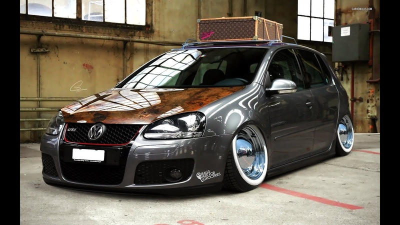 Need for Speed Most Wanted Volkswagen Golf GTI Ring Sprint