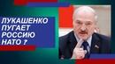 Лукашенко: Страны HATO не позволят России нарушить суверенитет Беларуси