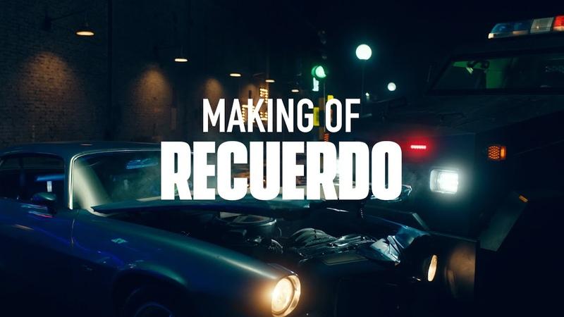 Making Of ' Recuerdo ' TINI