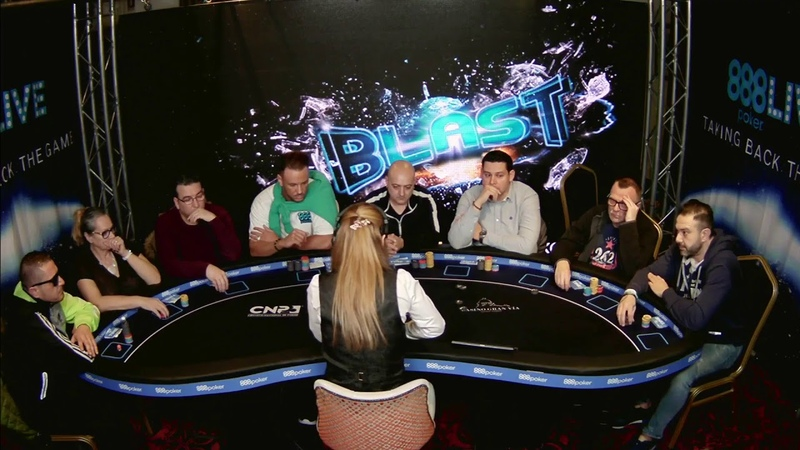 €888 Main Event Day 1C €800 000 GTD 888poker LIVE Madrid