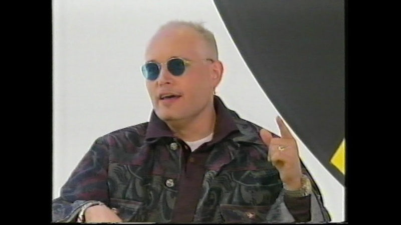 Adam Ant - Shooting Stars