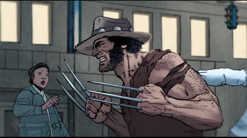 Рыцари Марвел - Росомаха. Оружие Икс - Завтра умрет сегодня - Часть 2 (2014)