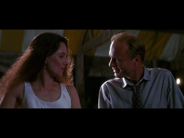 Ed Harris Madeleine Stowe's intro scene from China Moon