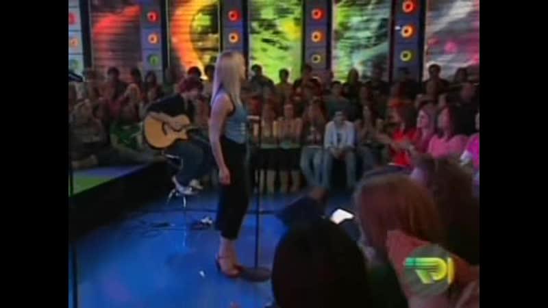 Natasha Bedingfield - Unwritten (Live @ TRL)