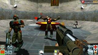 #OldGama Requiem: Avenging Angel (1999) - PC Gameplay / Win 10