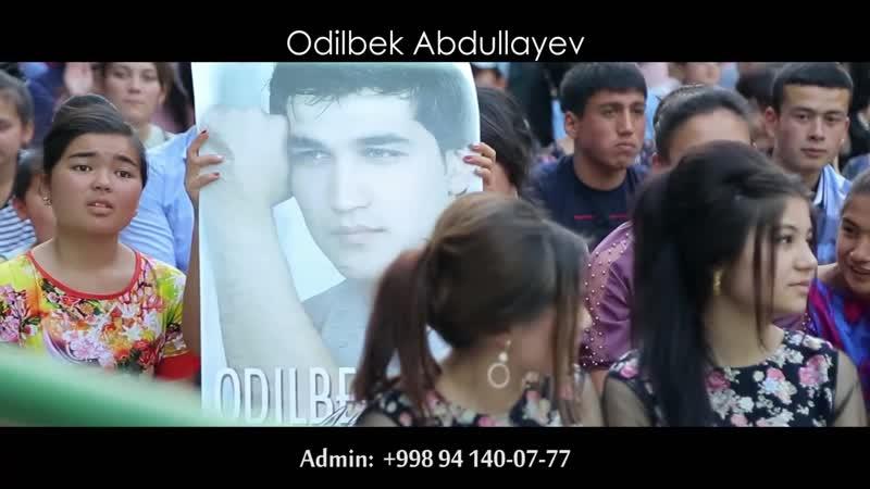 Odilbek Abdullayev 14 kunlik konsert dasturidan quot Yonamanquot