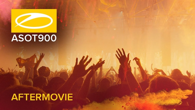 A State Of Trance 900 Jaarbeurs Utrecht Aftermovie