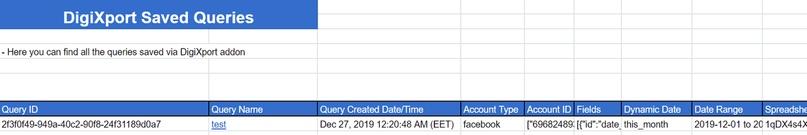 Как быстро и бесплатно импортировать в Google Таблицы статистику из Facebook, изображение №16