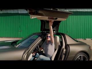 Самый дорогой Мерседес-купе в России_ 18 млн рублей за SLS AMG! ДОРОГО-БОГАТО #1