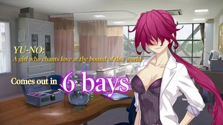6 days until the release! YU-NO: A girl who chants love at the bound of this world.