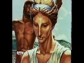 Heracles and Admetus 1986 Gerakl u admeta EN ES subs Russian animation