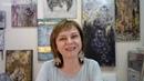 Создание эффектных интерьерных микс медиа панно и абстрактных картин вебинар Натальи Жуковой
