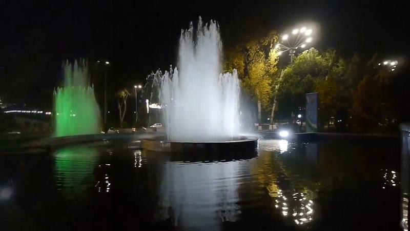 Ташкент Узбекистан Вечер в ритме танго 3 Tashkent Uzbekistan
