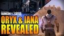 Gameplay of New Operators Oryx and Iana Oregon Rework