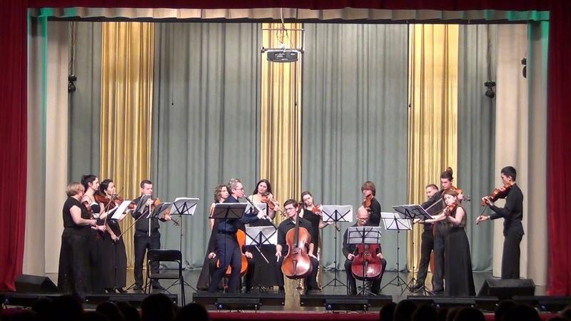 К.М. фон Вебер - Концертино для кларнета и камерного оркестра
