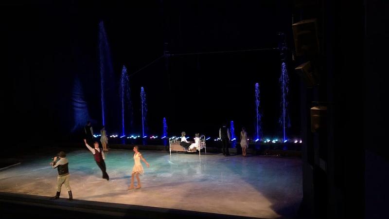 RollerDream Балет на льду Марины Кулешовой в шоу программе Дом на краю земли
