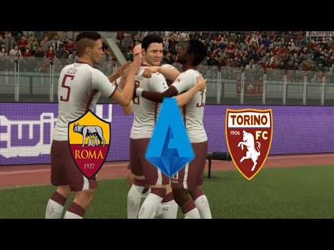 FIFA20 - Italy Serie A - Roma vs Torino @Stadio Olimpico - Round 18