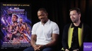 Anthony Mackie and Sebastian Stan on Avengers: Endgame, time travel and Hot Tub Time Machine
