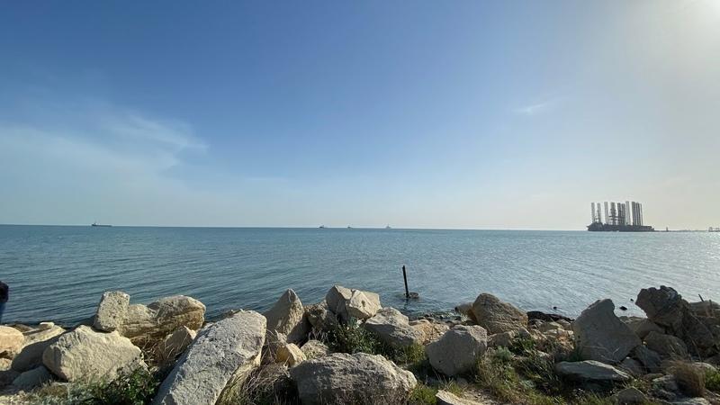 Море Каспийское Море 🌊