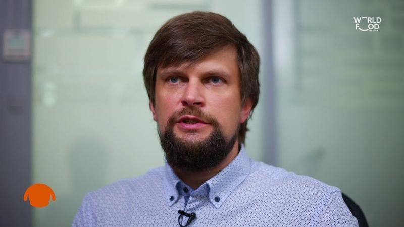 WorldFood Moscow: Александр Алёшин, группа компаний «Доброфлот»