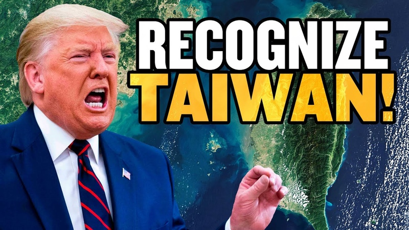 US Demands Corrupt WHO Recognize Taiwan